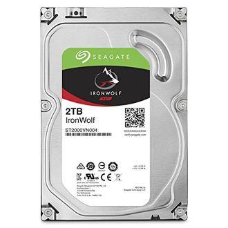 Seagate IronWolf (ST2000VN004) 2TB NAS Internal Hard Disk