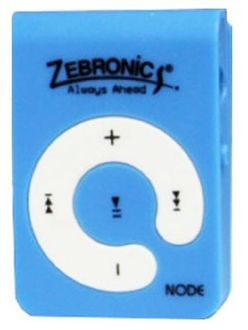 Zebronics Node 64GB MP3 Player