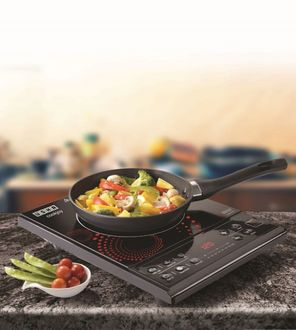 Usha Cook joy 3616 1600W Induction Cooktop