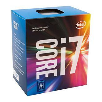 Intel i7 7700 (LGA1151) 3.60GHz Processor