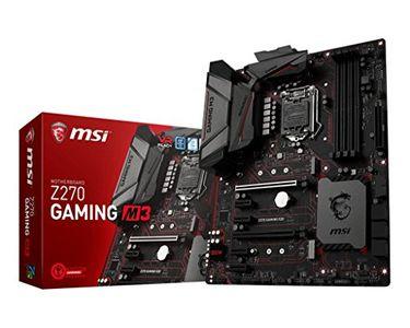 MSI Z270 Gaming M3 (LGA 1151) Gaming Motherboard