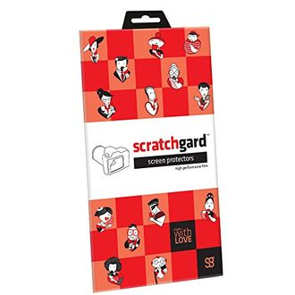 Scratchgard Ultra Clear Screen Protector  (For Nikon D500)