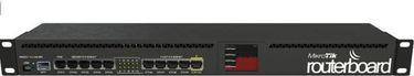 MikroTik (RB2011UiAS-RM) Routerboard Network Switch