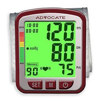 Advocate 403 Speaking Wrist BP Monitor