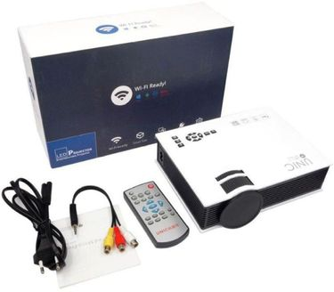 Unic Pro UC46 1200 lm LED Corded Projector