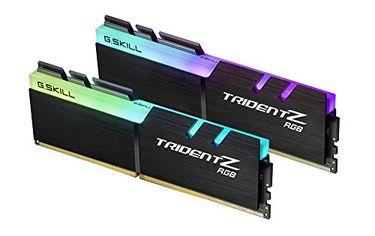 G.Skill Trident Z RGB (F4-3200C16D-16GTZR) 8GBx2 DDR4 Ram