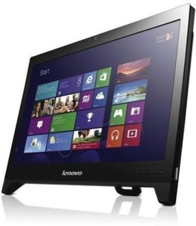 Lenovo C2000 (F0BB00YDIN) (CDC N3060, 4GB, 1TB, DOS, 19.5-inch) All In One Desktop