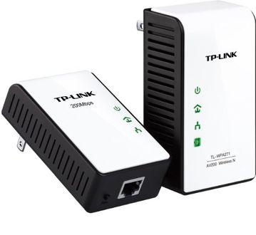 TP-LINK TL-WPA271 Powerline Adapter