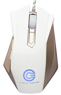 Circle CG MARKSMAN 4 Ultra Speed Gaming Mouse
