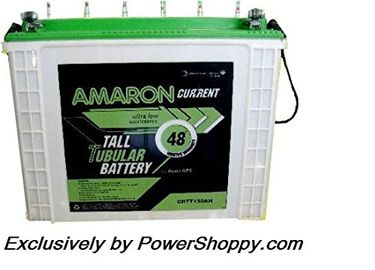 Amaron CR150TT 150 Ah Tall Tabular Battery