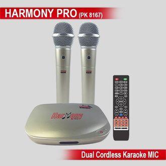 Persang Harmony Pro PK-8167 Karaoke Player (With 6620 Songs)