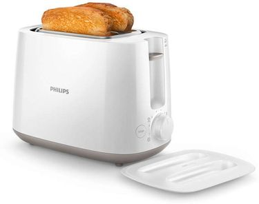 Philips HD2582/00 2 Slice Pop Up Toaster