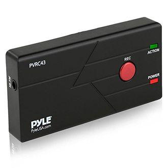 Pyle PVRC43 Standalone Video Recorder