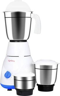 Lifelong Power Pro 500W Mixer Grinder (3 Jars)