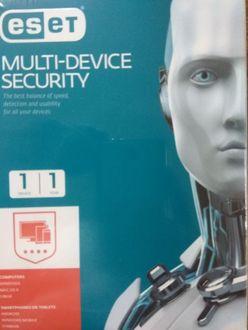 Eset Multi Device Security 2017 1 PC 1 Year Antivirus