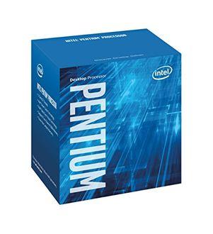 Intel (BX80677G4560) G4560 Pentium 7th Generation Dual Core Processor