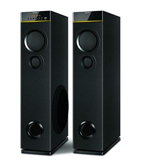 Philips SPA9080B 2.1 Channel Multimedia Speakers