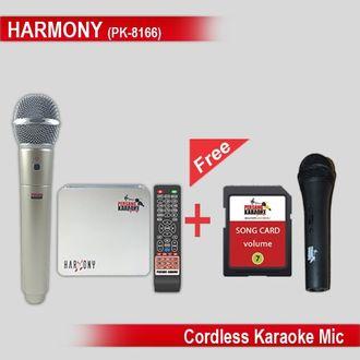 Persang PK-8166 Karaoke Harmony Player