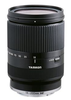 Tamron AF 18-200mm F/3.5-6.3 Di III VC Lens (For Sony NEX E-Mount Only - B011)