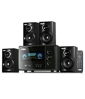 Oscar OSC-4500 4.1 Channel Bluetooth Home Theatre System