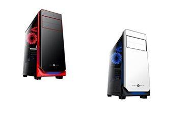 Circle Elegantor Gaming Cabinet