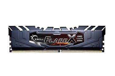 G.Skill Flare (F4-3200C14D-16GFX) 2x8GB 16GB DDR4 Ram