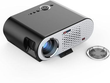 ViviBright GP90 3200 Lumens LED Corded Portable Projector