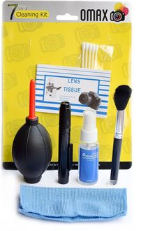Omax 7 In 1 Lens Cleaning Kit
