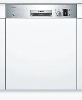 Bosch SMI25AS00E 12 Place Built In Dishwasher