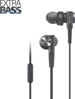 Sony MDR-XB55AP In the Ear Headphones
