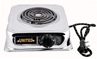 United G.C2000 2000W G Coil Induction Cooktop