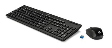 HP HP-200 Wireless Keyboard and Mouse Combo