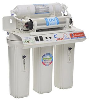 Aquafresh Economy 60 LPH  UV  Water Purifier