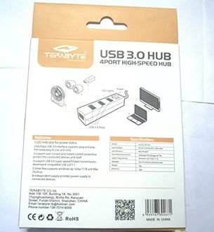 Terabyte ANCHOR TB-1101 4 Port USB Hub