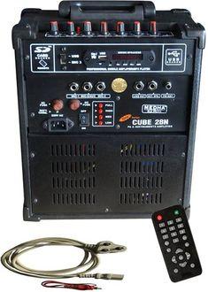 Medha PA-Cube-28N 30W AV Power Amplifier
