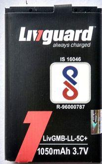 Livguard 1050mAh Mobile Battery (For Nokia BL-5C)