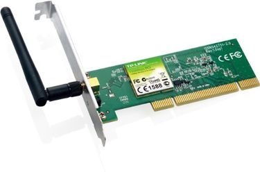 TP-LINK TL-WN751ND 150Mbps Wireless N PCI Adapter