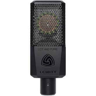 LEWITT LCT 440 Pure Condenser Microphone