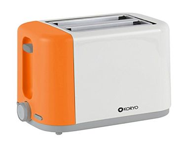 Koryo KPT1270BCO 2 Slice Pop up Toaster