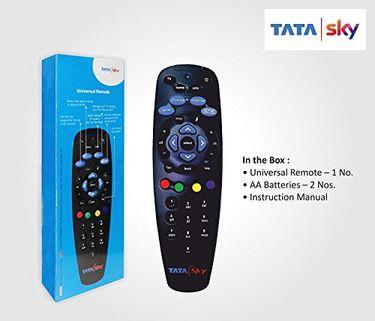 TataSky Settop Box Tv Universal Remote Controller