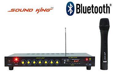 Sound King SK-8500 Echo Bluetooth Karaoke Mixer Amplifier