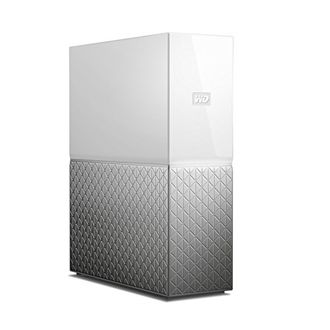 WD My Cloud Home (WDBVXC0080HWT-BESN) 8TB NAS Hard Disk
