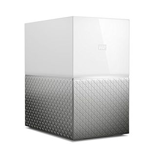 WD My Cloud Home Duo (WDBMUT0120JWT-BESN) 12TB NAS Hard Disk