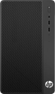 HP 280 G3 (Intel i5 7Th Gen,4GB,500GB,DOS) Microtower Desktop