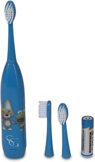 SG Cartoon Sonic Kids Electric Toothbrush
