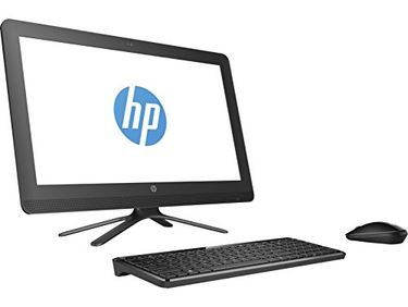 HP 22-b301il (Intel Core i3,4GB,1TB,DOS) All In One Desktop