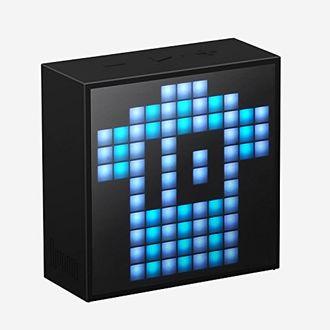 Divoom Timebox Mini Portable Bluetooth Speaker