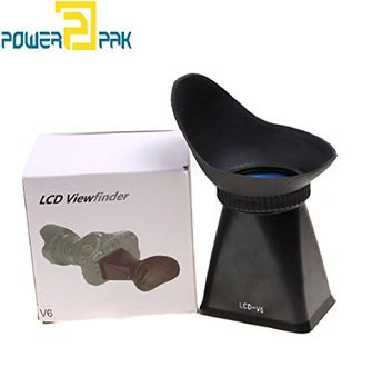 PowerPak V6 LCD Viewfinder Extender (For Canon EOS M)
