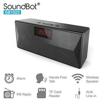 SoundBot SB1023 Bluetooth Speaker