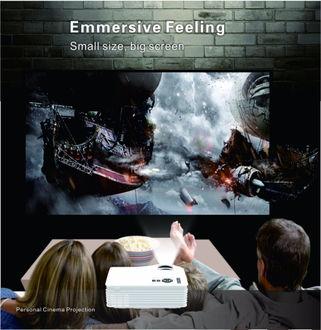 Unic UC36 1080p Full HD LED Projector